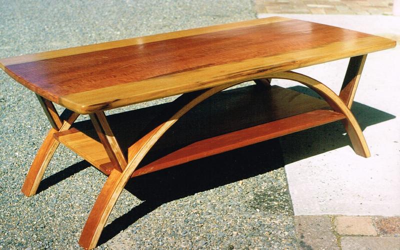 Harbour bridge table